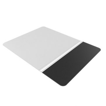Sit or Stand Chair Mat Rectangle unfolded