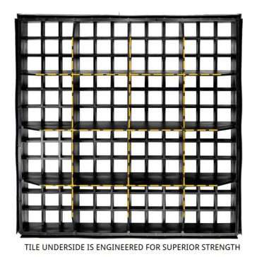 Foundation Open Grid Tile