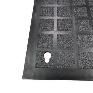 Foundation Smooth Tile Keyslot